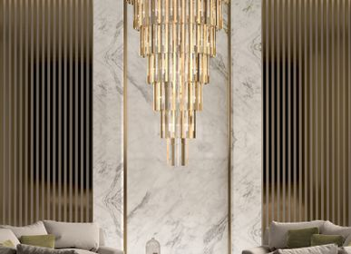 Hotel rooms - Blaze Suspension - CASTRO LIGHTING