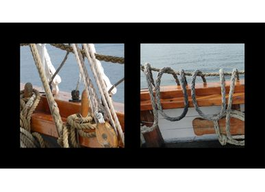 "Other wall decoration - BOAT PICTURES ""GASPARD COLLECTION - LA MAISON DE GASPARD / FP CONCEPT"