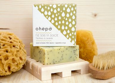 Soaps - Organic soap FILE UNDER SHOWER - OHËPO