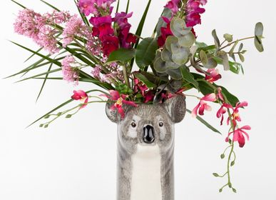 Vases - Animal Flower vases - QUAIL DESIGNS