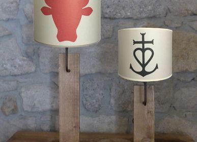 """Customizable objects - SEA LAMPS COLLECTION """" ALPAGE """" - FP CONCEPT LA MAISON DE GASPARD"""