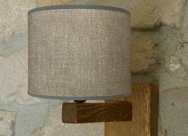 Customizable objects - COUNTRY LAMPS DECOR LINEN - LA MAISON DE GASPARD / FP CONCEPT