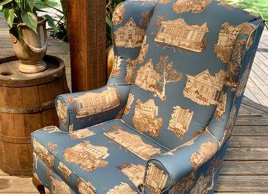 Wallpaper - Upholstery fabric YV-MXL - YAËL & VALÉRIE