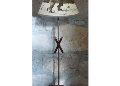 "Customizable objects - MOUNTAIN LAMPS "" ALPINA ""COLLECTION - LA MAISON DE GASPARD / FP CONCEPT"