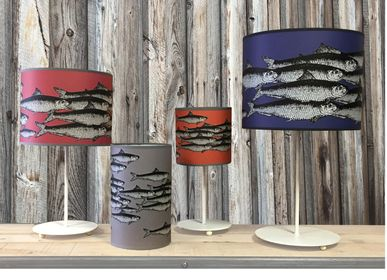 "Customizable objects - SEA LAMPS COLLECTION "" SATURNE "" - LA MAISON DE GASPARD / FP CONCEPT"