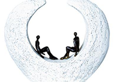 Sculpture - Sculpture Conversation - MARTINIQUE BV