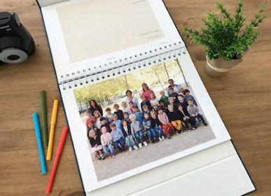Papeterie - Coffre, album photos, toise pour conserver les souvenirs d'enfance - LE PETIT POUSSE