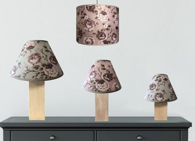 "Customizable objects - FLOWER SHADES COLLECTION ""CHARME"" - LA MAISON DE GASPARD / FP CONCEPT"