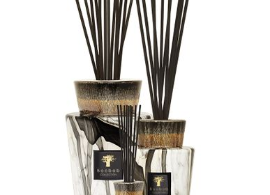 Scent diffusers - Totem Stones - Marble  - BAOBAB COLLECTION