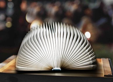Design objects - HALO - THE BOOK WHICH WILL ENLIGHTED YOU - CATWALK