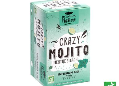 Coffee and tea - Organic Crazy Mojito Infusion - ROMON NATURE