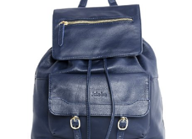 Bags and totes - Leather backpack, bag VALENTINA - .KATE LEE