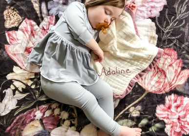 Kids accessories - Muslin Swaddle - Tuscan Floral - LOULOU LOLLIPOP