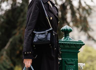 Bags / totes - Leather bag, handbag MAELLE - .KATE LEE