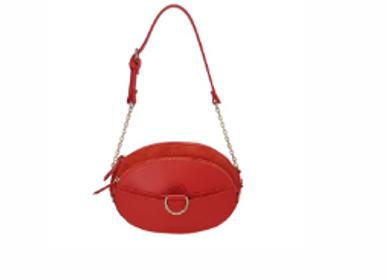 Bags and totes - Leather handbag, bag PALOMA - .KATE LEE