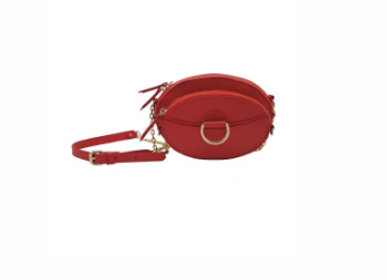 Bags and totes - Leather crossbody bag ANGEL  - .KATE LEE