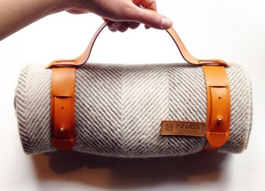 Leather goods - Porte Plaid - INNATA