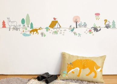 Children's bedrooms - children's room FRIISLAND - FOREST - MIMI'LOU
