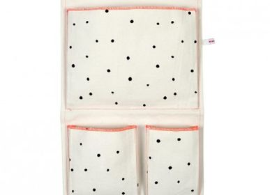 Children's bedrooms - WALL POCKET - POLKA DOT - MIMI'LOU