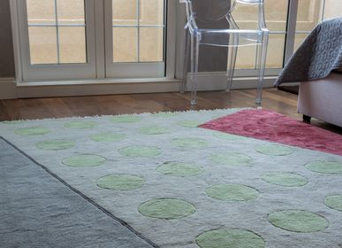 Contemporary - Green Dots - CARPETS CC