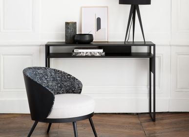 Console table - Arlequin console  - RESISTUB PRODUCTIONS