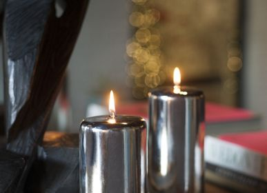 Gifts - METALLIC CANDLES - CANDELE FIRENZE