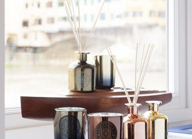 Diffuseurs de parfums - DIFFUSEURS  METALLIQUES - CANDELE FIRENZE