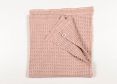Design objects - CAMI. Pure cashmere blanket. Handwoven - SOL DE MAYO