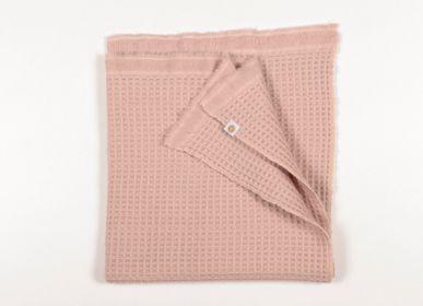 Objets design - CAMI. Couverture pur cachemire. Hand woven - SOL DE MAYO
