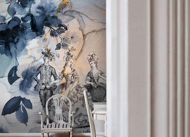 Décoration murale - Marie-Antoinette - LÉ PAPIERS DE NINON