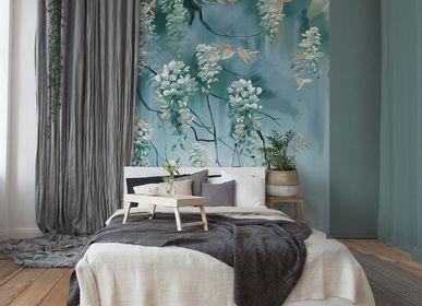 Other wall decoration - Wisteria - LÉ PAPIERS DE NINON