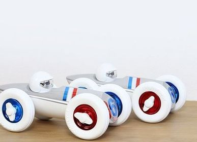 Design objects - Vehicles toy art and deco - PLAYFOREVER