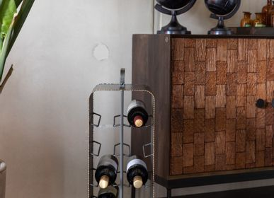 Chariots - Stalwart wine rack  - DUTCHBONE