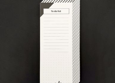 Stationery store - To Do List Memo pad - PULP SHOP