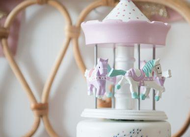 Decorative items - Decorative object Carousel - AMADEUS LES PETITS