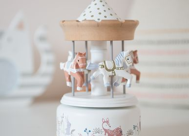 Decorative items - Carousel - AMADEUS LES PETITS