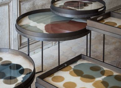 Plateaux - Collection de plateaux Silhouettes translucides - ETHNICRAFT