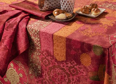 Kitchen fabrics - Rialto Tablecloth - BEAUVILLÉ