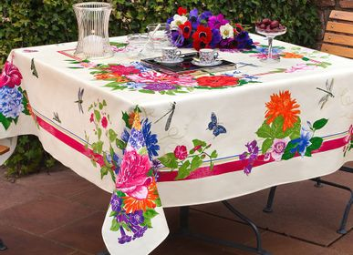 Kitchen fabrics - Palais Royal Tablecloth - BEAUVILLÉ