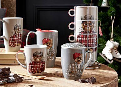 Mugs - Christmas Mug - AMADEUS
