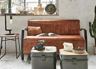 "Small sofas - Couch ""Industriel"" - AMADEUS"