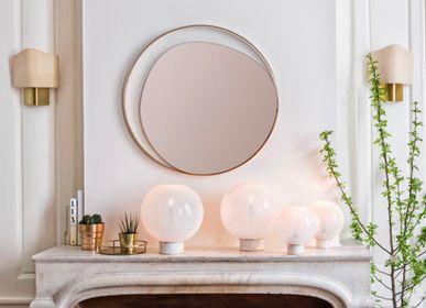 Mirrors - Ellipse Mirror - RED EDITION