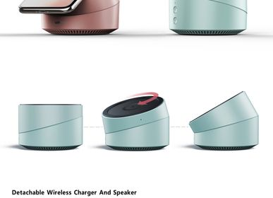 Enceintes / radios - Speaker and charger - MINISO HONG KONG LIMITED