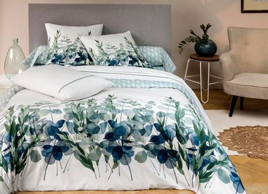 Bed linens - Collection Eucalyptus Percale of cotton - TRADITION DES VOSGES