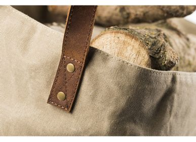 Bags / totes - FIREWOOD Log Bag - ALASKAN MAKER