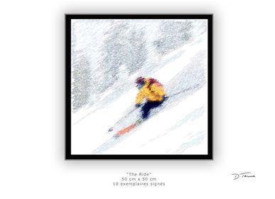 Art photos - Didier TERME - Limited Editions - LA MAISON DE GASPARD