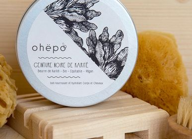 Beauty products - Shea Butter BLACK SHARITE BELT - OHËPO