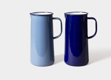 Carafes - Falcon Blue and Periwinkle Blue  - FALCON ENAMELWARE