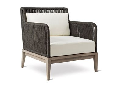 Lawn chairs - Daves High Back Lounge Chair  - WICKER HILLS ENTERPRISE LTD