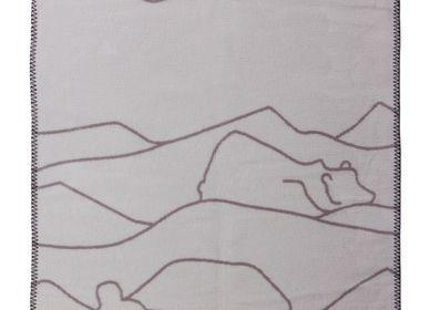 Linge de lit enfant - couverture de coton bio - FABGOOSE